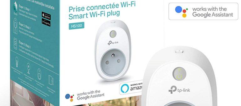 Prise connectée WiFi TP-Link