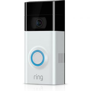 Ring Video Doorbell 2 - Sonette vidéo 1080 HD